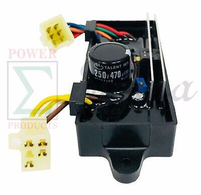 Avr For 2.5kw To 4kw 5000w 186f Diesel Welding Generator Gen-welder 10 Wires