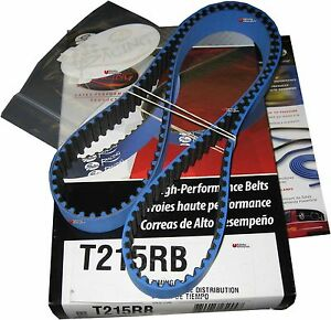 GATES RACING T215RB Timing Belt 2JZ-GE and 2JZ-GTE Supra, GS300, IS300