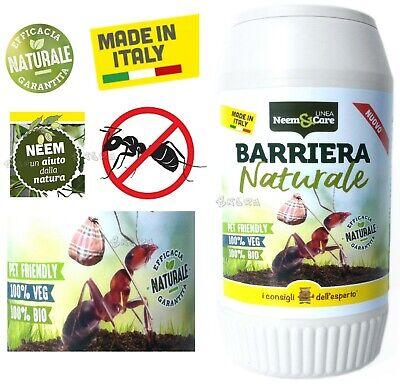 Aceite Neem Polvo Anti Hormigas 100% Natural Insecticida Repelente Jardín