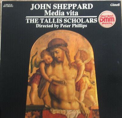 John Sheppard-Media Vita-The Tallis Scholars.   GIMELL-DIGITAL  1585-16
