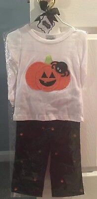 NWT MudPie Halloween 2 Piece Set](Mudpie Halloween)