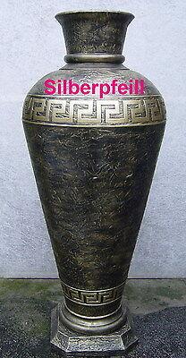 Große Amphore Vase Pokal Säule Sehr Groß Dekoration Möbel Bodenvase Deko 1 F110