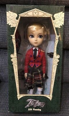 Pullip Doll Jun Planning Bjd Taeyang Andrew Scottish Kilt Outfit Shoes Stand Nib