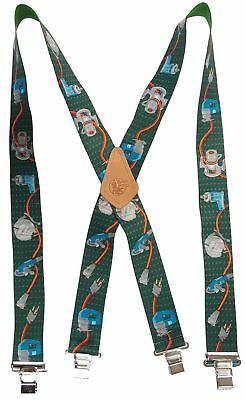 POWER TOOLS American Made Custom Suspenders 2