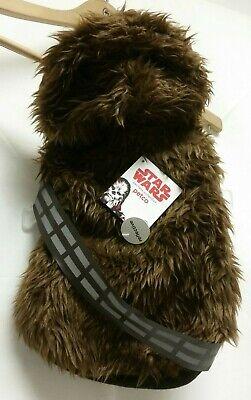 Petco Star Wars Dog Reflective Hoodie Chewbacca Costume XXL 2XL NWT Chewie - Xxl Chewbacca Costume