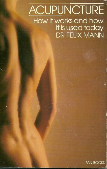 Acupuncture : Cure of Many Diseases Mann, Felix Acceptable 9780330237772