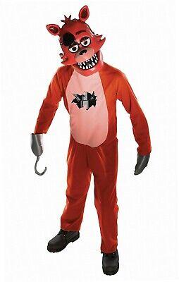 Rubie 's Offizielles Fünf Nächte bei Freddy Kostüm Foxy–Kinder - Foxy Kostüm Kinder
