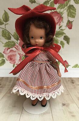 """nancy ann storybook dolls bisque #120 To Market Frozen Leg 5.5"""""""