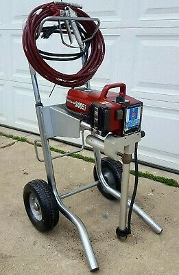 Titan 3405i Electric Airless Paint Sprayerspeeflospraytech440540640740