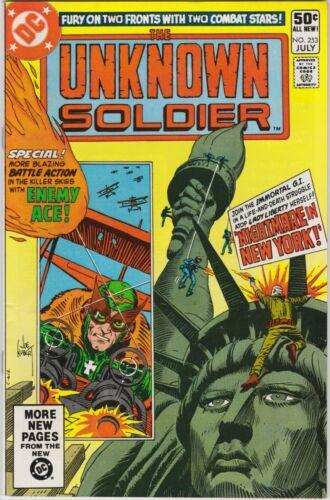 Unknown Soldier 253 VF+ 8.5 Bronze Age