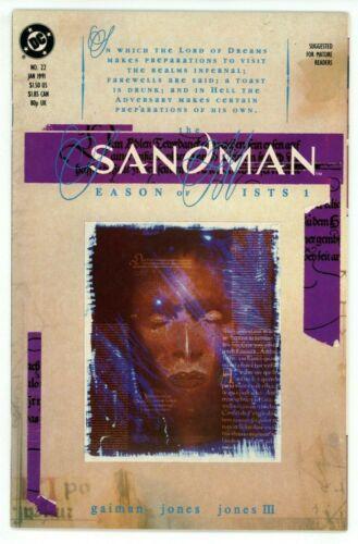 Sandman #22, 1991, VF/NM 1ST APP OF DANIEL MAZE