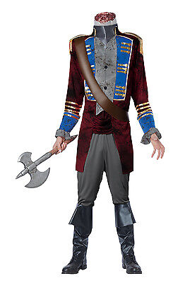 Disney Sleepy Hollow Headless Horseman Deluxe Adult Costume  ](Sleepy Hollow Costumes)