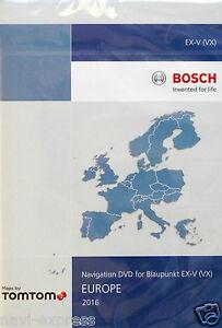 VW Volkswagen DVD Navigation  Europa  VW   RNS MFD /  RNS2  EX-V  2016  VX  V14
