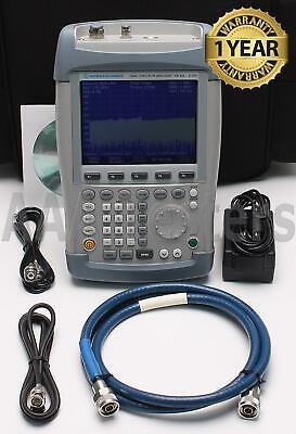 Rohde Schwarz Fsh6 Rs 6.06 Handheld Spectrum Analyzer W Preamplifier Fsh