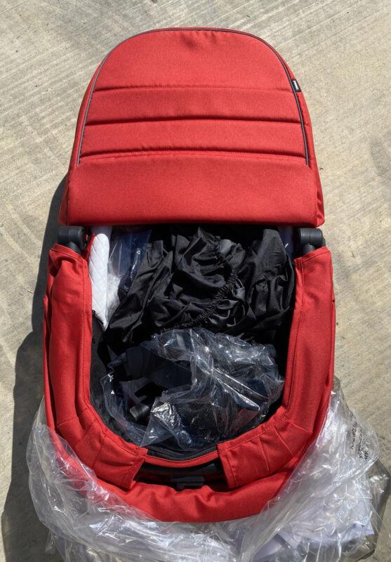 NEW Thule Sleek Stroller Bassinet Red FREE Shipping