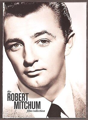 The Robert Mitchum Film Collection Volume 1 & 2 - DVD 10-Movie Boxed BRAND NEW