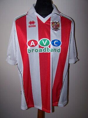 Errea Stevenage Borough 2004/2006 Shirt (XXL,XXLarge Adults) jersay trikot image