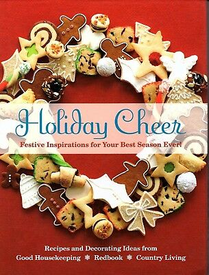 Holiday Cheer : Recipes and Decorating Ideas for Your Best Christmas Ever (2014,