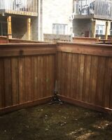 FENCE POST REPLACEMENT/ DECK & FENCE REPAIR/ FENCE INSTALLATION