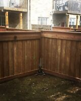 FENCING / FENCE REPAIR / FENCE INSTALLATION / POST REPLACEMENT