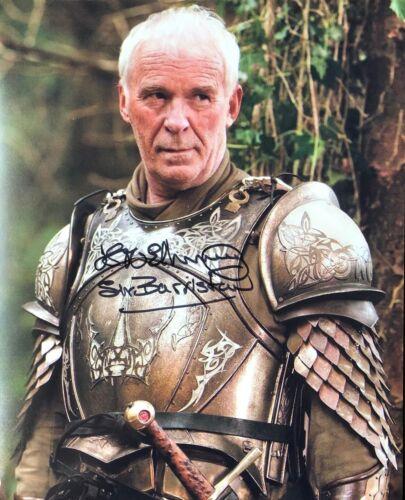 Game of Thrones IAN MCELHINNEY SIGNED 8x10 Photo