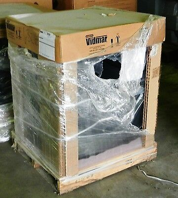 New Stanley Vidmar Cabinet And Shelve Grey 10s0200 1cs40 Wvs