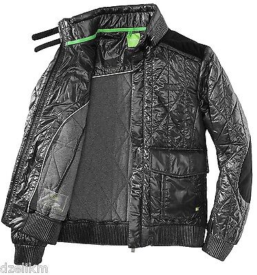 NWT Hugo Boss Green Label by Hugo Boss Stylish Winter Quilted Jacket Size XL