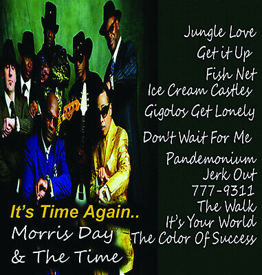 Best Of The Time & Morris Day DJ Compilation Mix