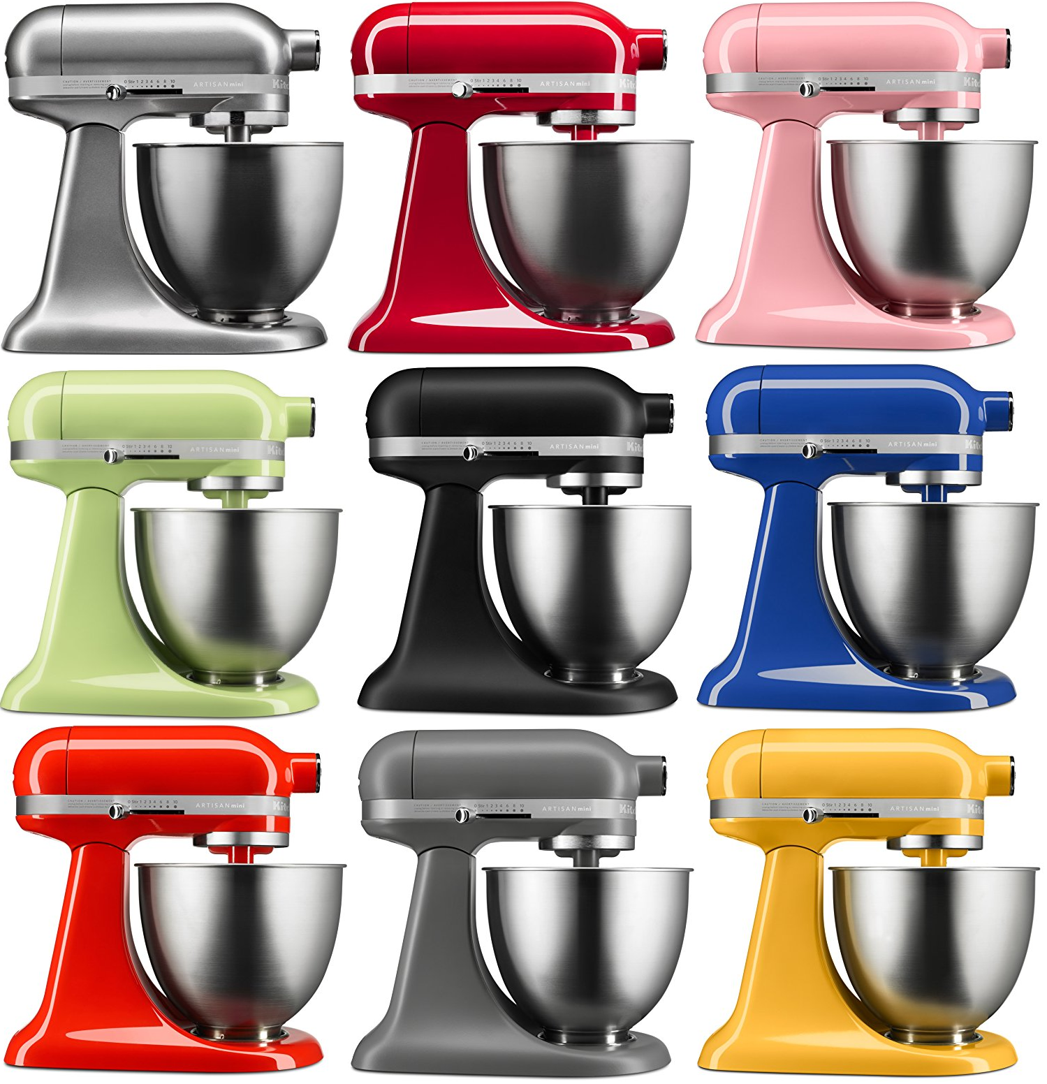 Kitchenaid Mixer Colors Deptis Com Gt Inspirierendes