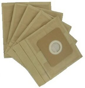 Dust Bags for SWAN SC11060 Vacuum Cleaner Strong Hoover  Pack of Five