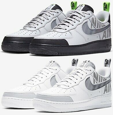 Nike Air Force 1 Low Under Construction Pack Sneaker Men's Lifestyle Comfy Shoes Air Force Sneaker