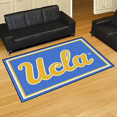 Ucla Rug (UCLA Bruins 5' X 8' Decorative Ultra Plush Carpet Area Rug )