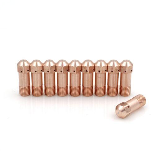 10pc x 0558001969 Electrodes 40A Nozzles for ESAB® PT-32 PT32 Plasma Cutter