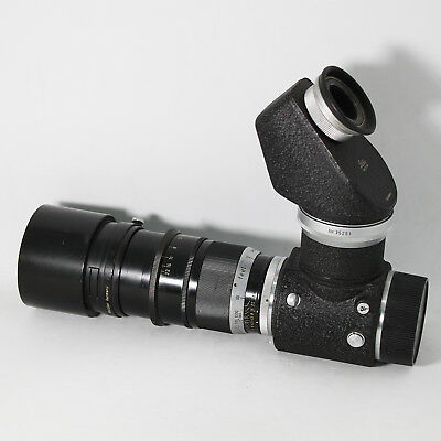 Leica Leitz Telyt 200mm F4.5 Visoflex KIT