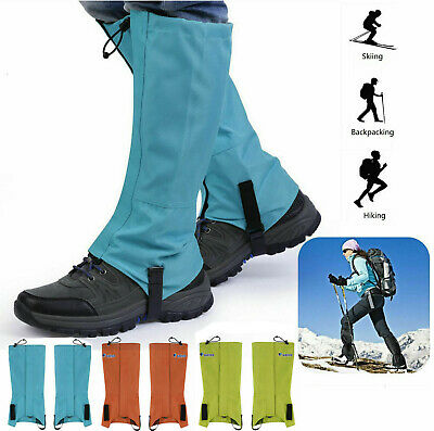Lot Anti Bite Snake Guard Leg Protection Gaiter Cover Hiking Camping Hunting USA