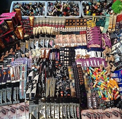 20 X WHOLESALE JOBLOT MIXED NAMED BRANDED MAKE UP/COSMETIC ITEMS����������