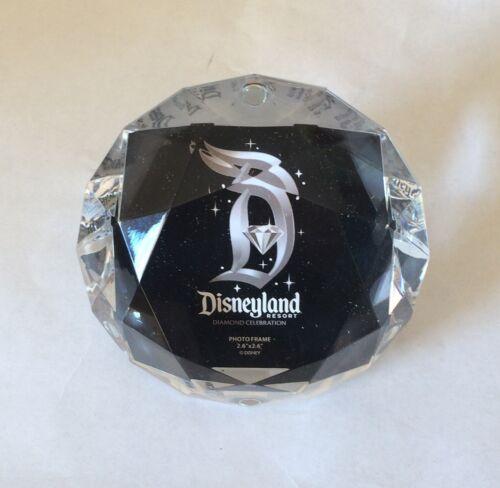 New Disneyland 60th Anniversary Diamond Celebration Frame
