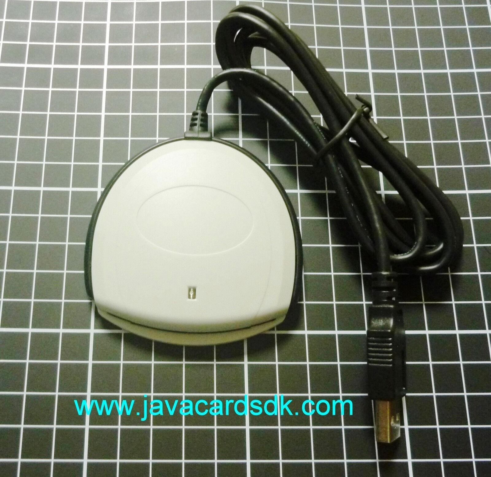Кардридер SCM SCR 3310v2 USB/B/CAS CAC & FIPS