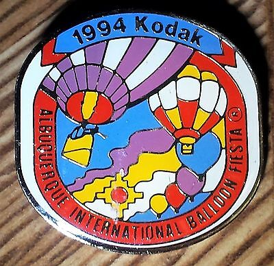 1994 KODAK BALLOON PIN