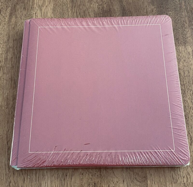 New Creative Memories 12x12 Album in Canyon with Natural Pages....
