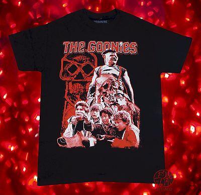 New Goonies Squad Chunk Sloth Mens Vintage Classic T-Shirt