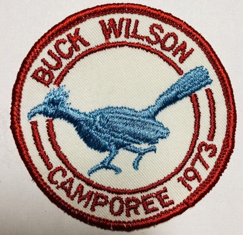 ROYAL RANGERS Patch 1973 Buck Wilson Vampire Camporee Rare Roadrunner