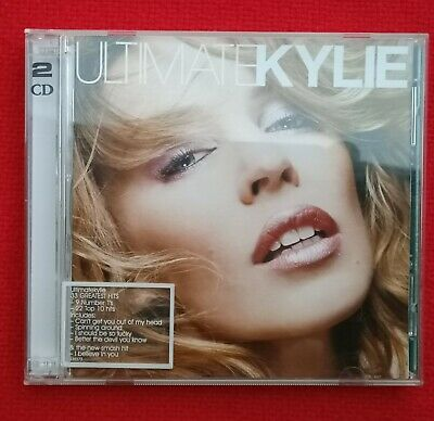 Usado, Ultimate Kylie by Kylie Minogue double CD 2 x Discs 2004 best of greatest hits  comprar usado  Enviando para Brazil
