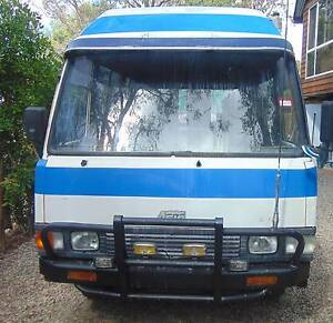 1989 Nissan asia combo motorhome Macleay Island Redland Area Preview