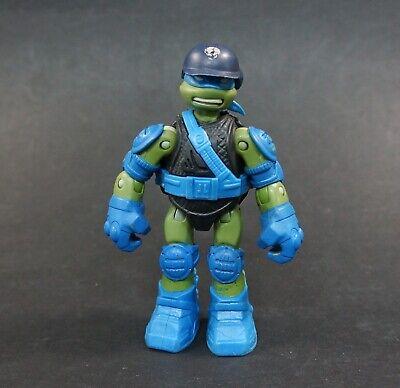 Teenage Mutant Ninja Turtle Blue Leonardo Motorcycle Driver - Blue Ninja Turtle