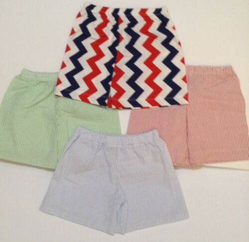 Girls Toddler Shorts w/ Elastic Waist - All Size 2T - Lot of 4 - Pre-owned - USA