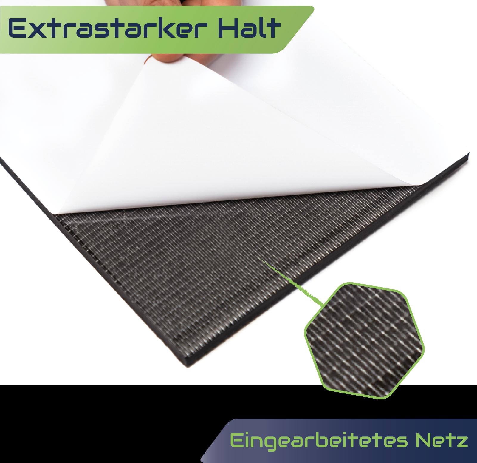 Garagenwandschutz - Türkantenschutz Autotür Garage - Türkantenschoner - CAREApro