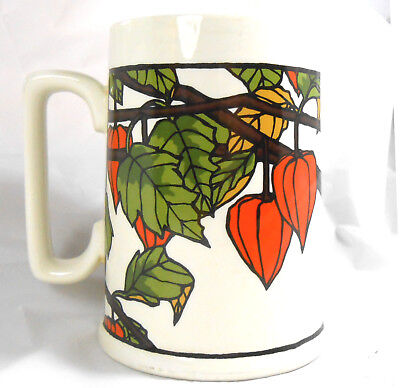 Peet's Coffee & Tea TALL MUG/CUP/TANKARD by Yoshiko Yamamoto Arts & Crafts Press