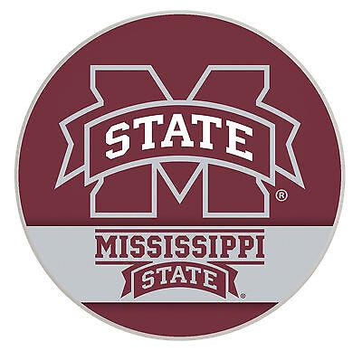 Mississippi State Bulldogs Paper (MISSISSIPPI STATE BULLDOGS PAPER COASTERS-MISSISSIPPI STATE 4PK COASTER SET )