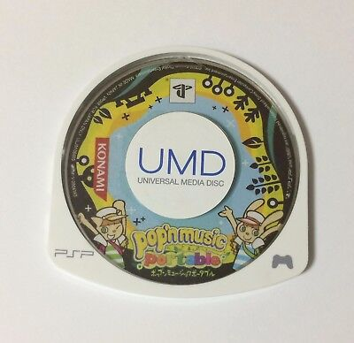 USED PSP Disc Only Pop